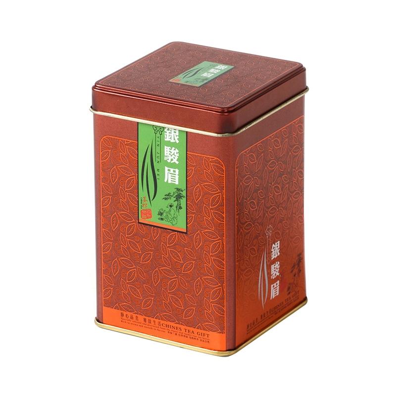 食品和饮料铁盒包装的制作方法